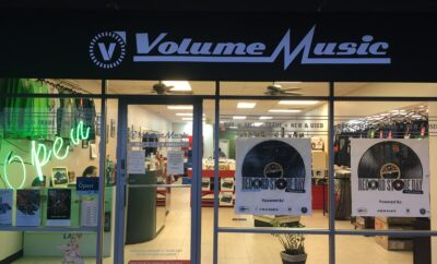 Volume Music Woodlands Texas