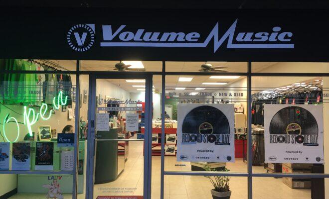 Volume Music Woodlands Texas