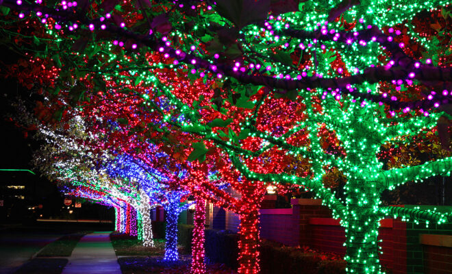 Woodlands Christmas Lights 2020 Woodforest Merry & Bright Tour of Lights to Feature 3 Miles of