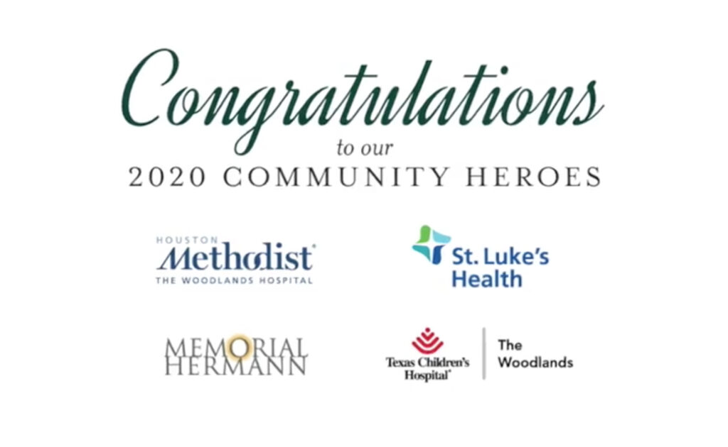 community heroes 2020 Interfaith