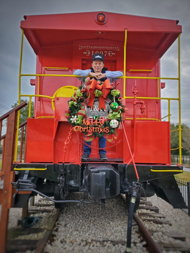 Tomball Depot Christmas 2020