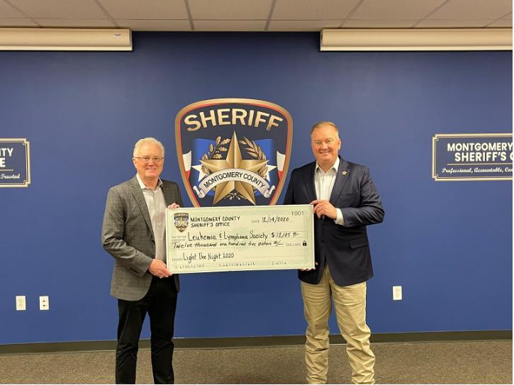 MCTXSheriff Completes Third Annual No-Shave November Fundraiser