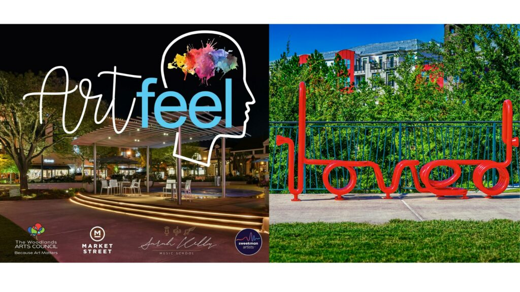 Artfeel Live The Woodlands February 10