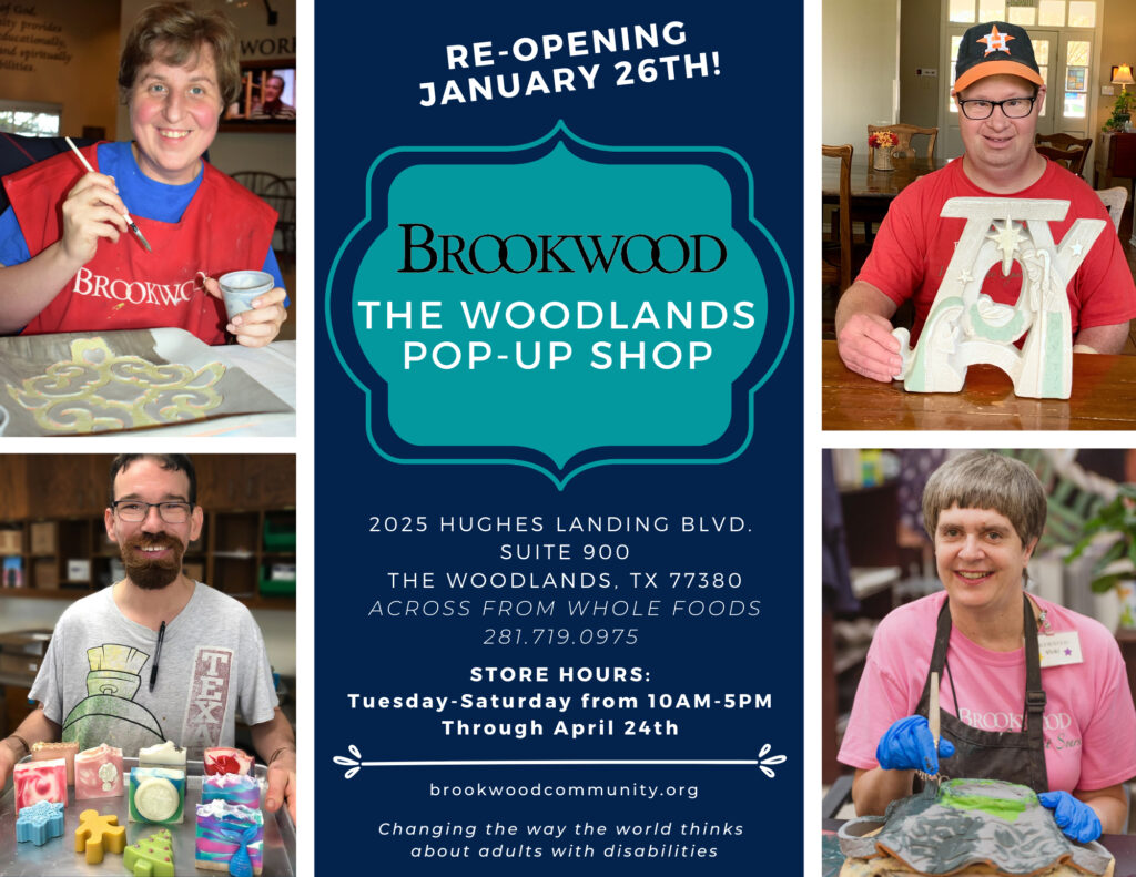 Brookwood Re-Opening the woodlands hughes landing 2021