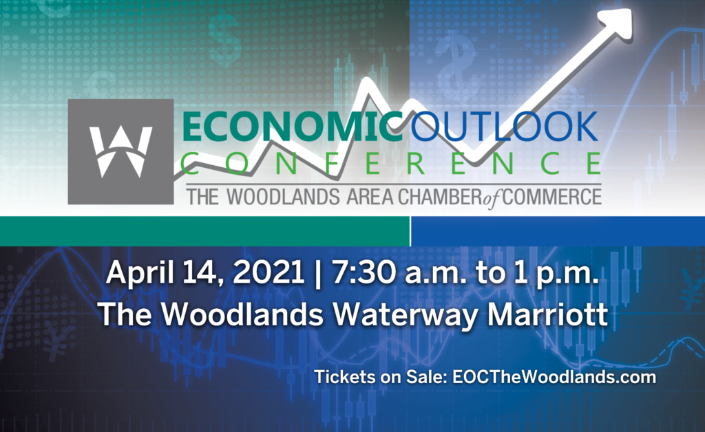 Economic Outlook Conference 2021 woodlands area chamber of commerce