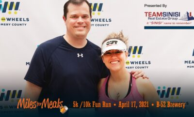 Miles for Meals 2021 mowmc meals on wheels montgomery county