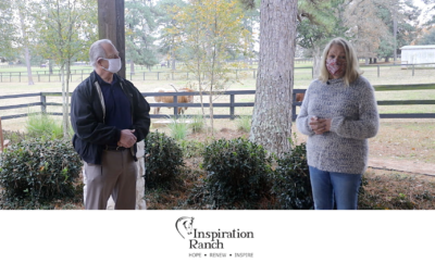Nonprofit of the Month Inspiration Ranch