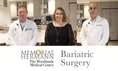 Bariatric Surgery during COVID-19 at Memorial Hermann The Woodlands Medical Center