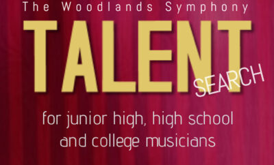 WSO Talent Search 2021 Woodlands Symphony Orchestra