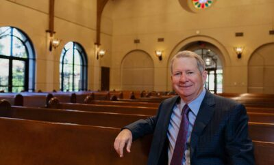 Dr. Ed Robb Retiring as Senior Pastor of The Woodlands UMC