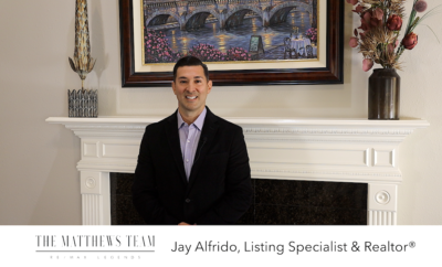 Get Your House Ready To Sell with Jay Alfrido from The Matthews Team RE/MAX Legends