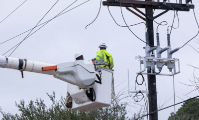 Entergy Texas shared the following update on Thursday, February 18 at 9:30 a.m.