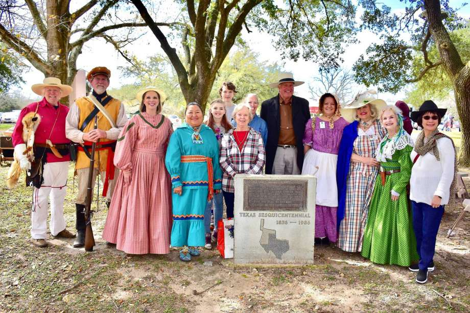 TX Texas Independence Day Heritage Museum Conroe 2021