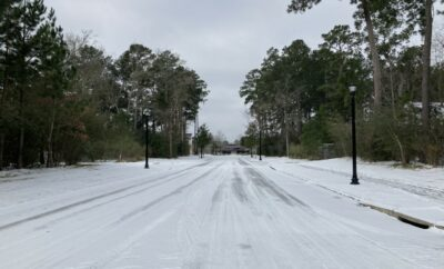 Winter The Woodlands