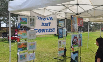 Youth Art Contest Arts in the Park