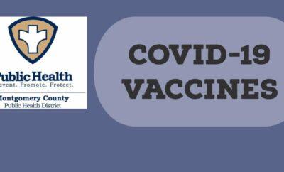 Montgomery County Public Health COVID-19 Vaccine