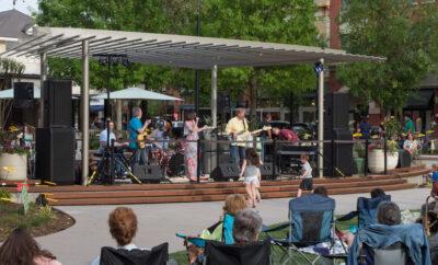 Market Street announces Spring Concert Series performers