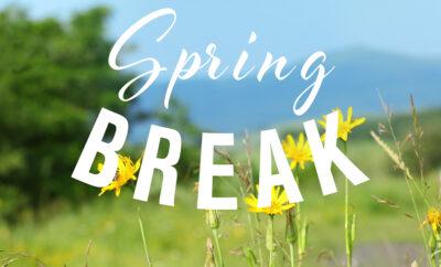 Spring Break 2021 The Woodlands Texas