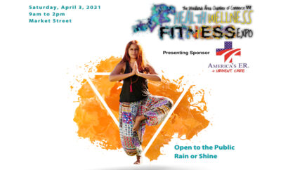 Health Wellness Fitness Expo Market Street Woodlands Area Chamber of Commerce 2021