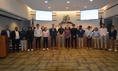 Board of Directors proclaimed Wednesday, March 24, 2021 as The Woodlands Christian Academy Boys Basketball Team State Champions Day in The Woodlands, Texas.