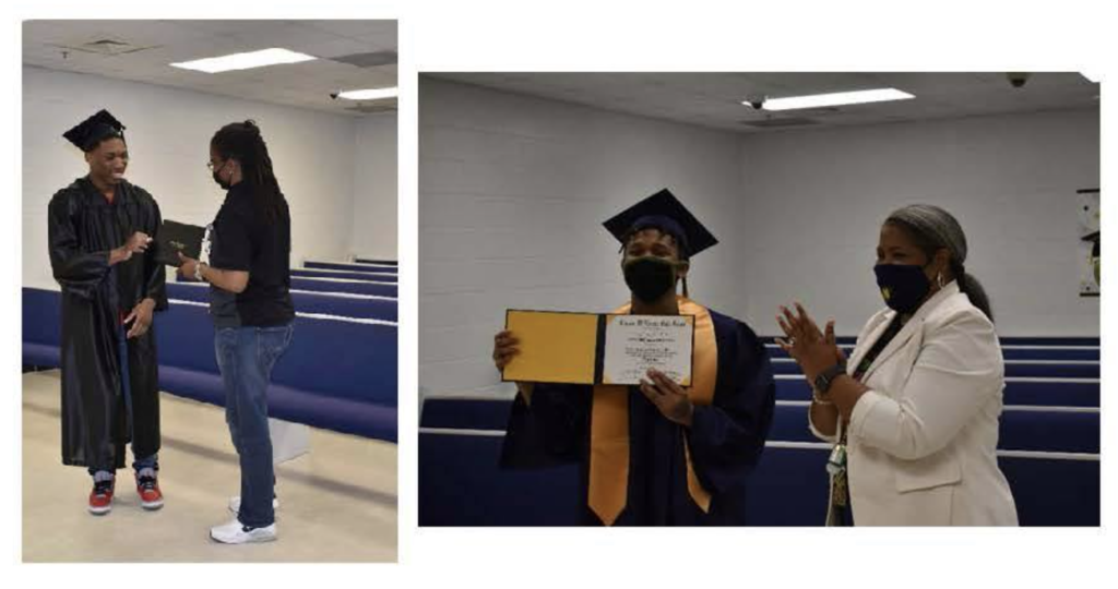 Two MCTXSheriff Inmates Earn High School Diplomas While Incarcerated