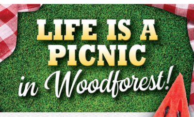 life is a picnic event woodforest conroe woodlands 2021