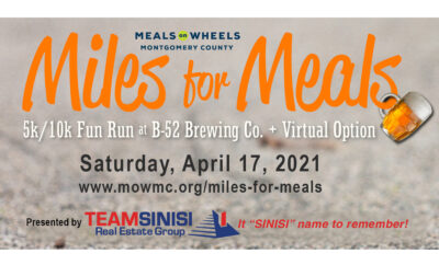 miles for meals 2021 meals on wheels montgomery county cover