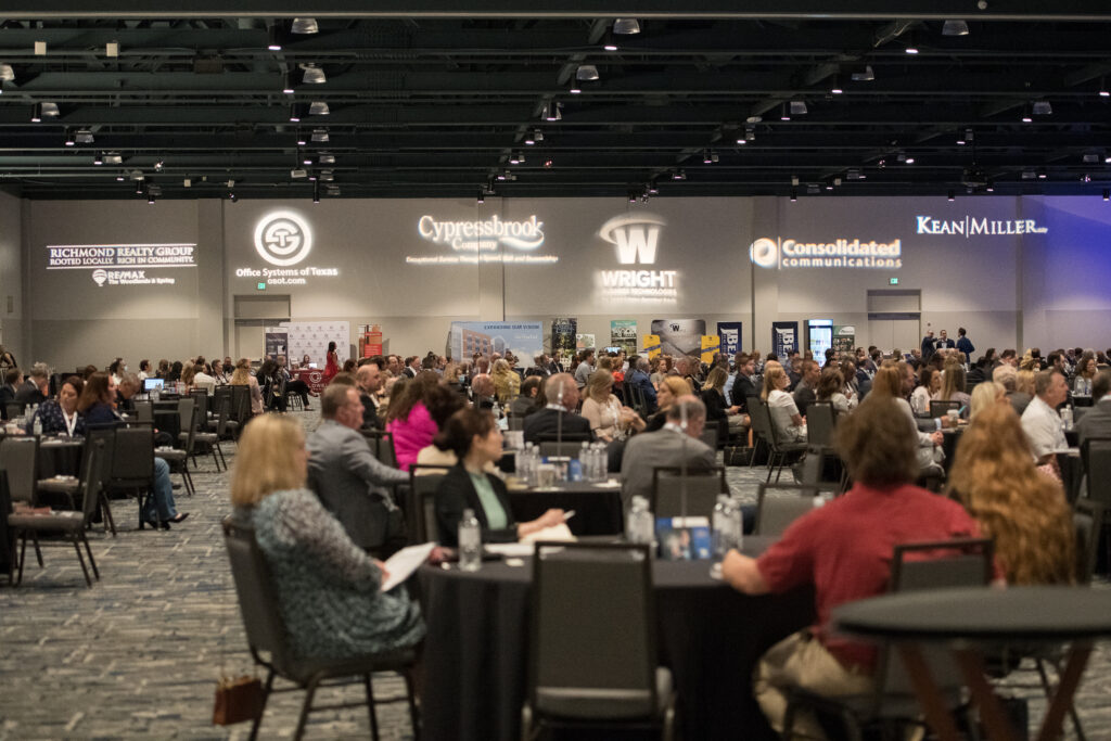 The Woodlands Area Chamber of Commerce Hosted The 35th Annual Economic Outlook Conference on Wednesday, April 14, 2021