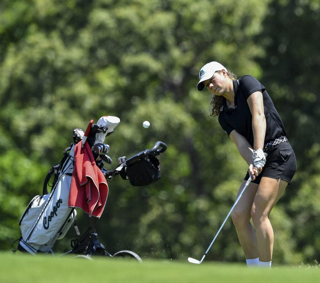 John Cooper School Dragon Women's Golf 2021 Tillie Claggett
