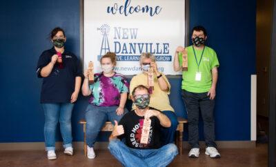 New Danville Rodeo Art Winners 2021