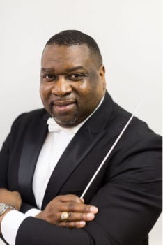 Conductor Clarence Frank