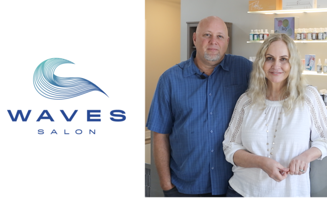 Waves Salon The Woodlands