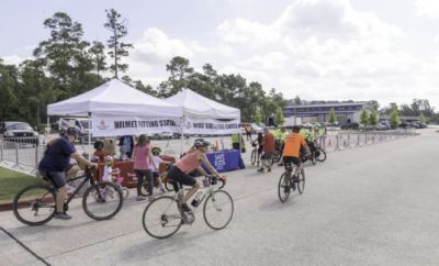 The Woodlands Township will host a number of activities throughout the month of May in celebration of National Bike Month, in efforts to create a better community through bicycling.