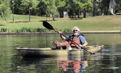 paddle with your pup 2021
