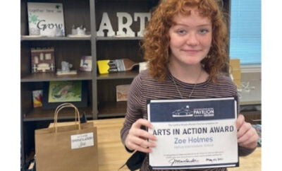Arts in Action Award Cynthia Woods Mitchell Pavilion 2021