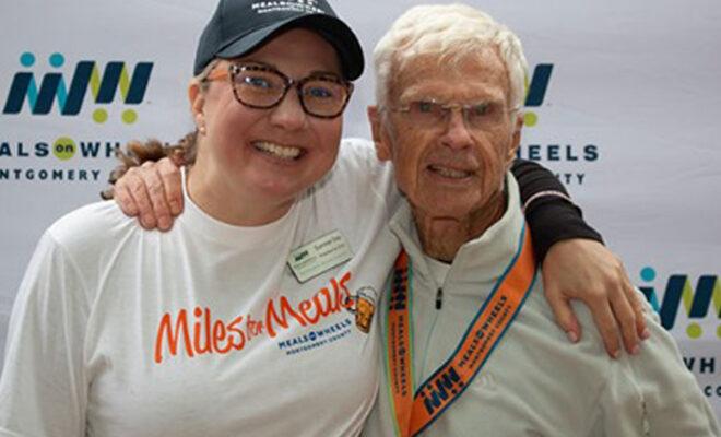 Jim Braden Meals on Wheels Miles for Meals 2021