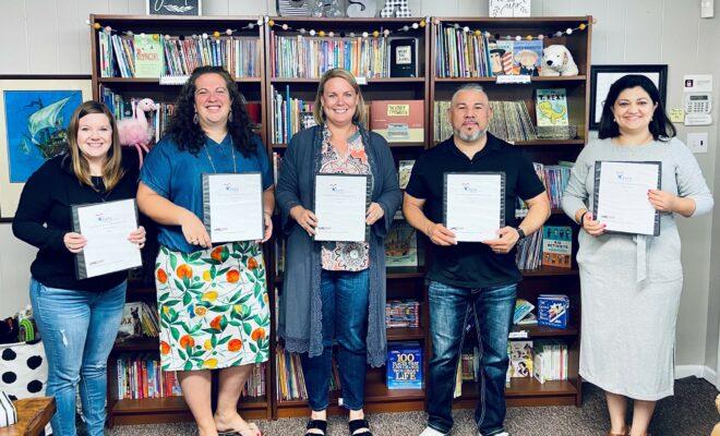 LMC Class 2021 Leadership Montgomery County Project CASA child advocates Disaster Plan signoff