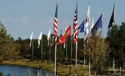 Montgomery County Veterans Memorial Park Conroe Texas