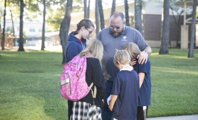 National Day of Prayer TWCA The Woodlands Christian Academy