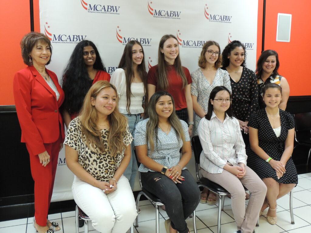 2021 MCABW Scholarship Recipients