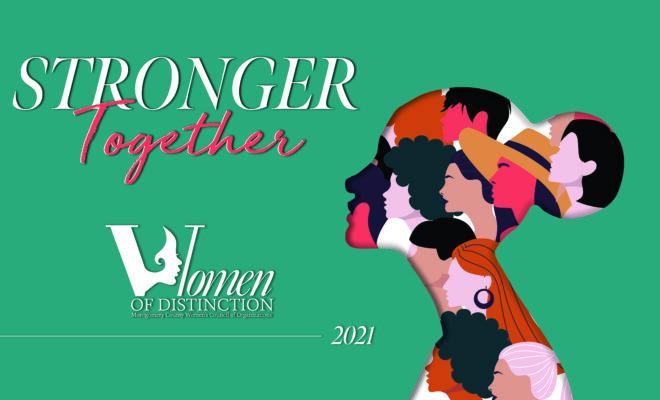 2021 Women of Distinction MCWCO