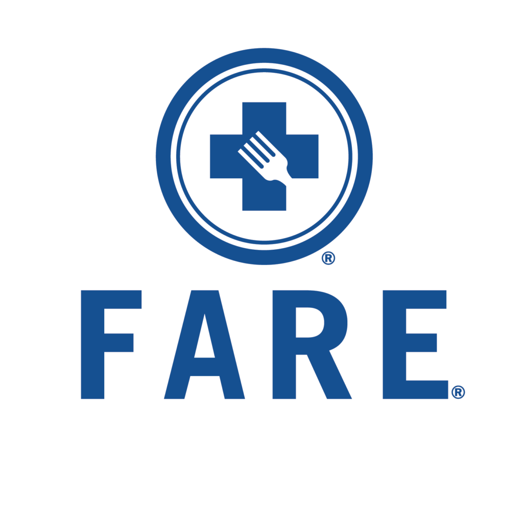 FARE Food Allergy Research and Education