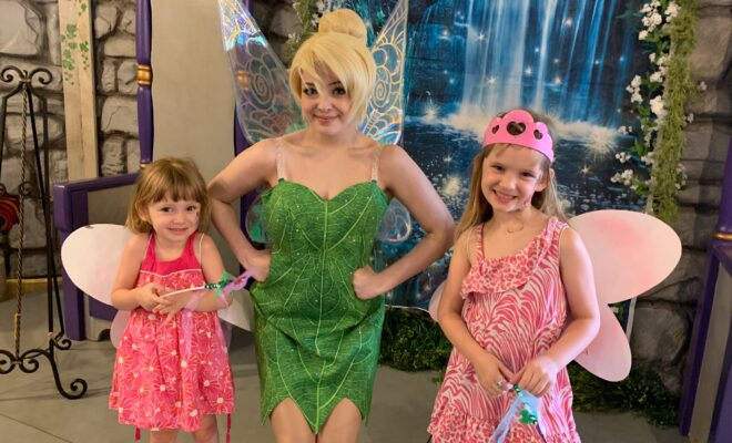 Fairy Day The Woodlands Children's Museum