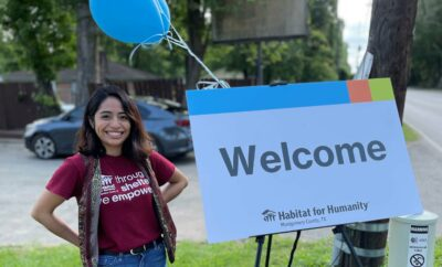 Habitat for Humanity Montgomery County Texas 2021 Vertans Home Fair