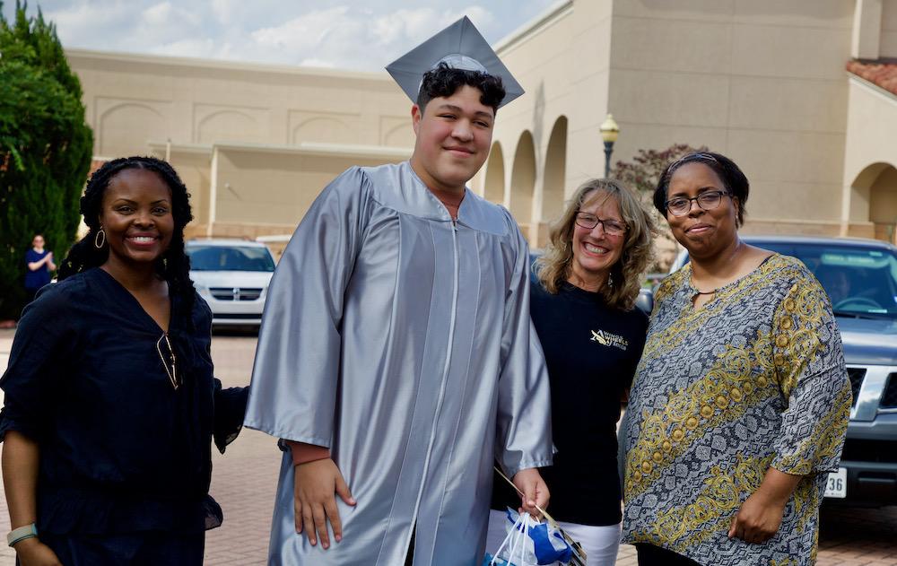 "Angel Reach 11th Annual ""Always Pursue"" Graduation Drive-Thru Celebration Parade"
