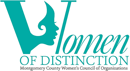 MCWCO Montgomery County Women's Council of Organizations Distinction