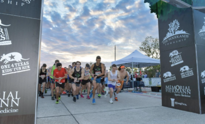 Registration is now open for the 2021 Memorial Hermann 10 for Texas, set for Saturday, September 18, 2021 at Northshore Park, 2505 Lake Woodlands Drive.