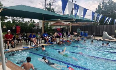 Swim 4 Sharks shenandoah swim team 2021