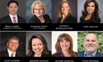 LMC Leadership Montgomery County 2021 2022 board members cover