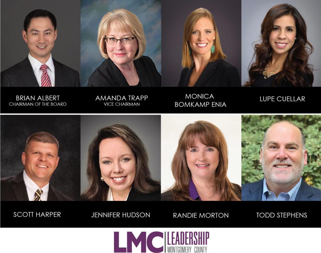 lmc leadership Montgomery County 2021 2022 board